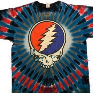 Vintage Shirts - 1995 Vintage Grateful Dead tee